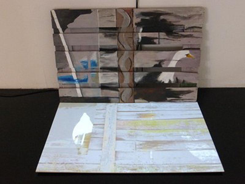 Hafen 2, Installation, Film, Brigitte Kottwitz